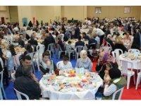 İstanbul'da yaşayan Konyalılar KTO Karatay Üniversitesi iftarında bir araya geldi