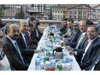 Başkan Akgül, iftarda İmam Hatiplilerle buluştu