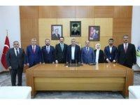 """Başkan Toçoğlu: """"Yeni sisteme katkı sağlayacağız"""""""