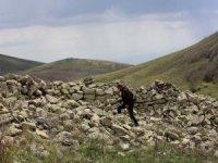 Bayburt'ta arkeolojik alan tespit edildi