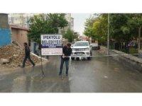 İpekyolu'nda yol hamlesi devam ediyor