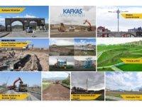Kafkas Üniversitesi  Kampusu güzelleşiyor