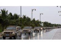 Mocono Kasırgası Umman'da sele yol açtı