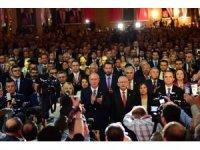 Kılıçdaroğlu, CHP'nin 'Milet İçin Geliyoruz' başlıklı seçim bildirgesini açıklıyor