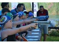 Muğla'da Modern Pentatlon yarışları heyecanı