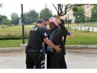Adana'da huzur uygulaması