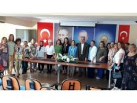 AK Parti, Muğla milletvekili adaylarını tanıttı