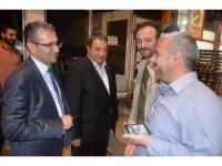 Malatya'da MHP'nin 1'inci adayı Fendoğlu'na destek seli
