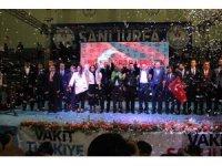 AK Parti Şanlıurfa'da adaylarını tanıttı