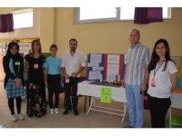 Ortaca'da TUBİTAK bilim fuarı