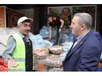 AK Parti Konya Milletvekili Adayı Mehmet Akif Yılmaz seçim çalışmalarını sürdürdü