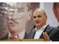 Bakan Özlü'den Muharrem İnce'ye yerli otomobil eleştirisi