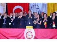 Mustafa Cengiz 2525 oyla başkan seçildi