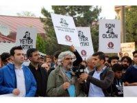 """MAZLUMDER İstanbul Şubesi Başkanı Ali Öner: """"Geç kalan adaletin adalet olmadığını dillendiriyoruz"""""""