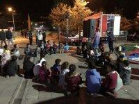 Bitlis'te tarihi mekanda Ramazan etkinliği