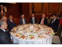 Kızılcahamam AK Parti teşkilatı iftarda bir araya geldi