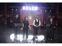 Kilis'te Türk Halk müziği konseri