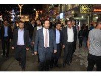 AK Parti heyeti Ramazan etkinliğine katıldı