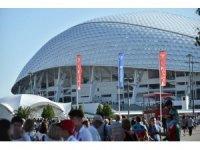 Rusya'da dünya kupası için yoğun güvenlik önlemleri