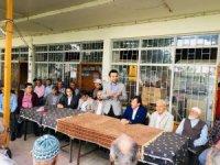 Milletvekili Köse, vatandaşlarla buluştu
