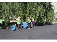 Erzincan Belediyesi daha temiz bir Erzincan için çalışmalarına devam ediyor