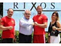 Alman Dünya Boks Şampiyonu Mario Daser'in tercihi Antalya