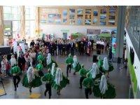 Tataristan'dan Türkiye'ye devlet töreni ile turist gönderildi