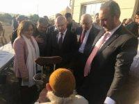 Bakanlardan engelli Mehmet Amca'ya tekerlekli sandalye verilmesi talimatı