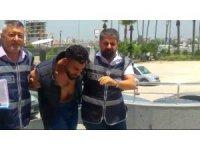 Hatay'da polislere ateş açan zanlı yakalandı