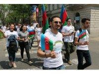 Macaristan'da Azerbaycan Cumhuriyeti'nin 100. yılı kutlandı