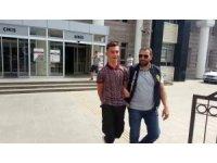 Kuşadası'nda bir iş yerinden para çalan şüpheli tutuklandı