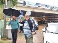 Başkan Doğan'dan sel mağdurlarına destek