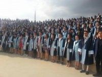 Kuşadası Turizm Fakültesi'nde 40. dönem mezuniyet heyecanı