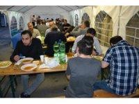 Almanya'daki Ibrıcaklılar iftarda buluştu