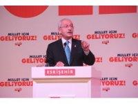 """Kılıçdaroğlu: """"Asgari ücret 2 bin 200 lira net olmalı"""""""