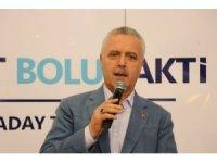 """AK Parti Genel Başkan Yardımcısı Mustafa Ataş: """"Recep Tayyip Erdoğan'ı bu ülkede başkan yapmadan bize uyku haramdır"""""""
