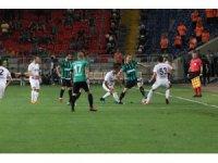 Spor Toto 1. Lig'e yükselen son takım Afjet Afyonspor oldu