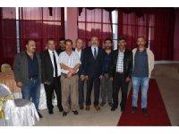 Kızılcahamam MHP İlçe teşkilatı iftar yemeğinde bir araya geldi