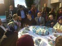 Arnavutköy'de Başkan Baltacı, komşularıyla iftar açtı