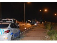 İzmir'de talihsiz bir kadın feci şekilde can verdi