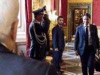 İtalya'da Conte, hükümeti kurma görevinden vazgeçti