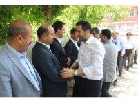 AK Parti heyeti Şemdinli'de
