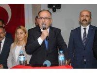 """MHP Genel Başkan Yardımcısı Kalaycı: """"Ekonomimizi çökertip kriz çıkartmak istiyorlar"""""""