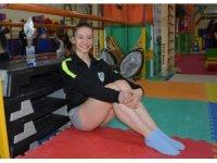 Cimnastiğin altın kızı dünya üçüncüsü oldu