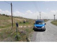 250 metre enerji nakil kablosu çalan zanlı yakalandı