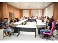 Kepez'de sınav kaygısı ile baş etme yolları anlatıldı