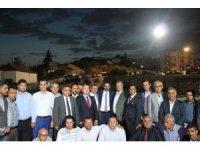 İzmir'de milletvekili adaylarını buluşturan iftar yemeği