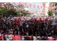 CHP Malatya'da milletvekili adaylarını tanıttı