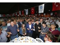 Manavgat'a 400 trilyonluk yatırım
