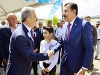 """Bakan Tüfenkci: """"24 Haziran'dan sonra Türkiye'yi Allah'ın izniyle 2 kat büyütmüş olacağız"""""""